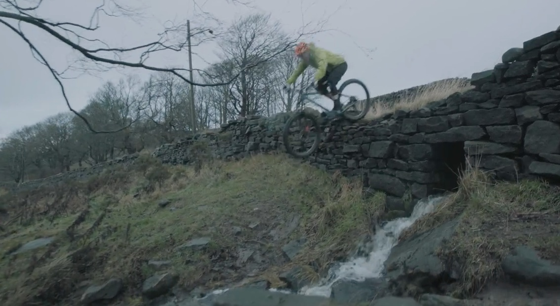 chris akrigg, hardtail, mongoose, a winters hard tail
