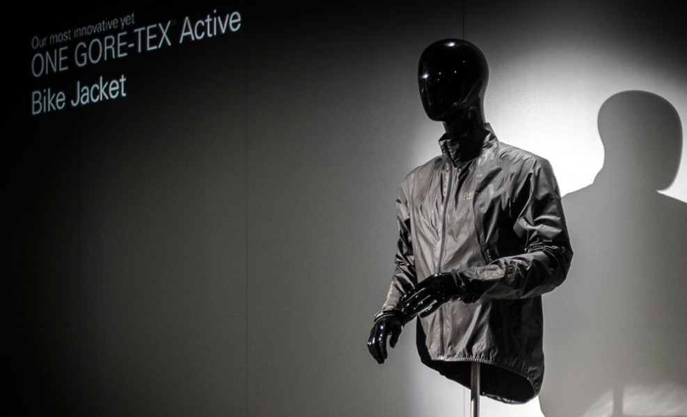 187 New Jacket Tech From Gore The One Active
