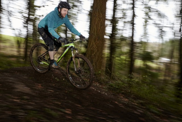 The test loop provided plenty of UK Slop and Grime (TM)