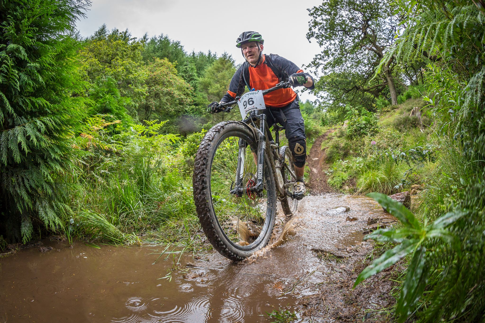 Singletrack magazine Epic Cymru Joe Murray