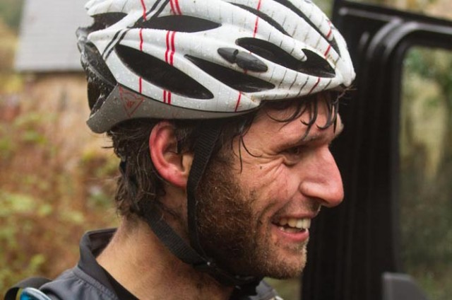 Guy Martin, tour divide, mountain bike race