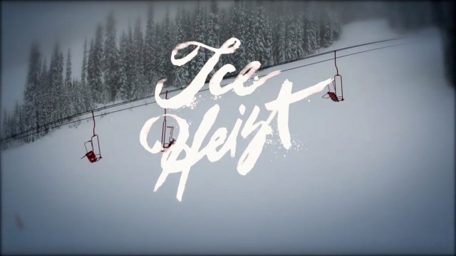 Ice Heist, Casey Brown and Cam McCaul