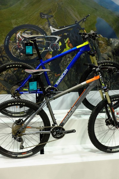 saracen mantra, hardtail mountain bike, saracen, icebike