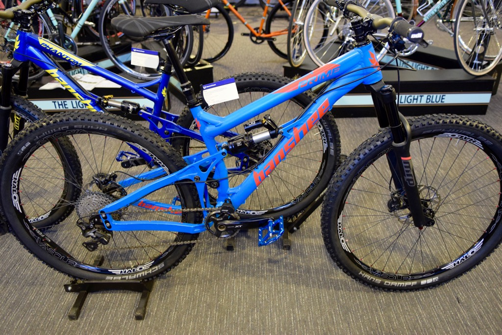 Ghost Bikes 2011: RT, MISS, HTX and more    | Singletrack