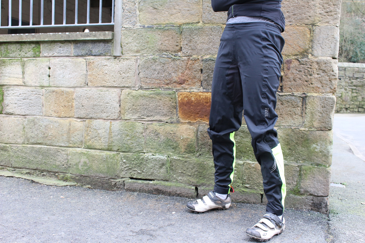 gore waterproof trousers singletrack magazine