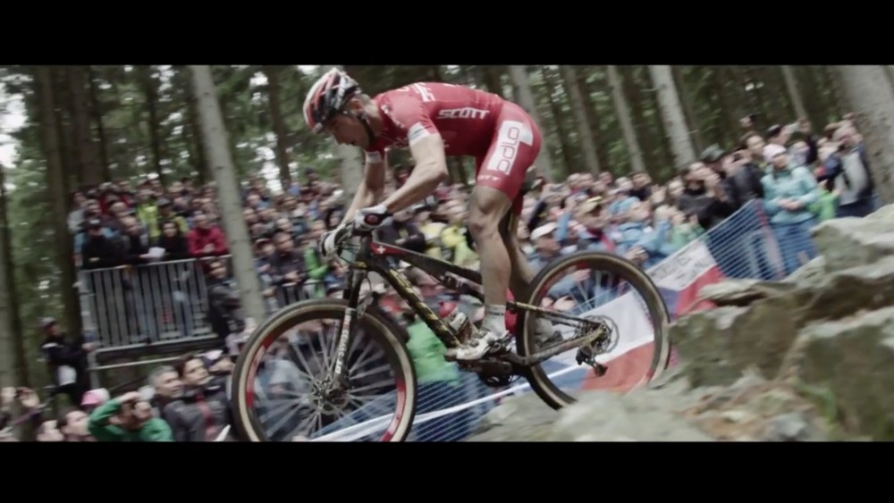 Nino schurter, scott sports, hunt for glory