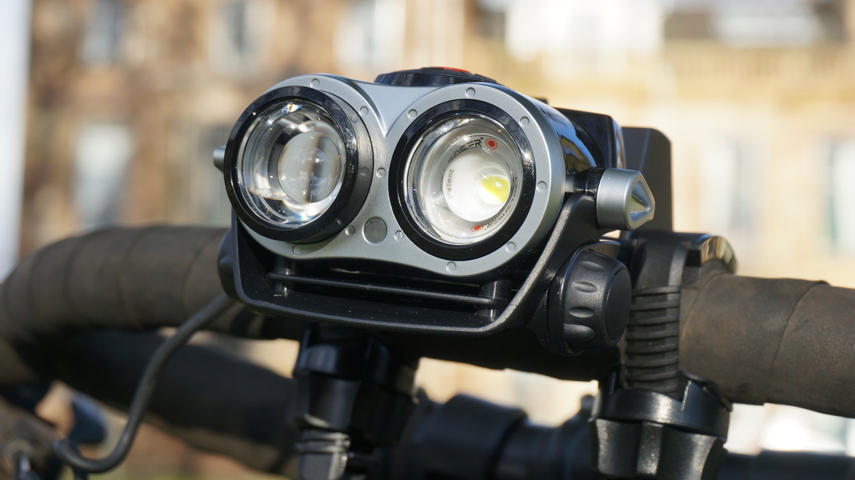 LED Lenser XEO 19R Light Recommended