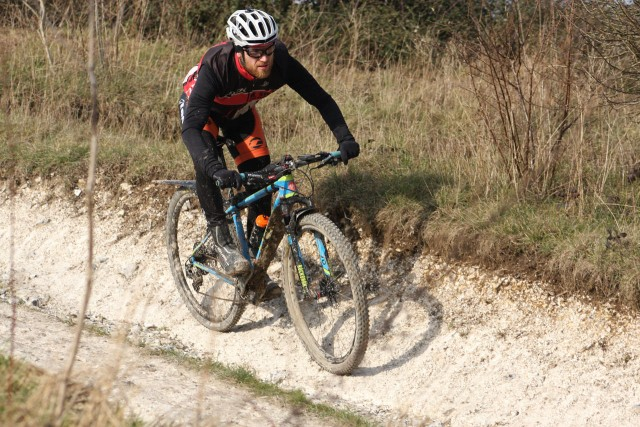 Matthew Jones - Winter South Downs Double