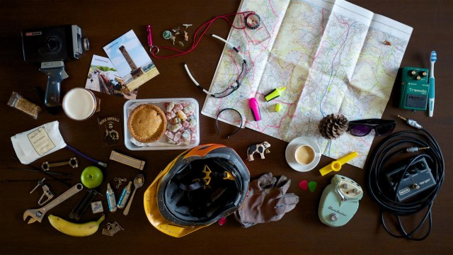 Northern Grip, Map, Sweets