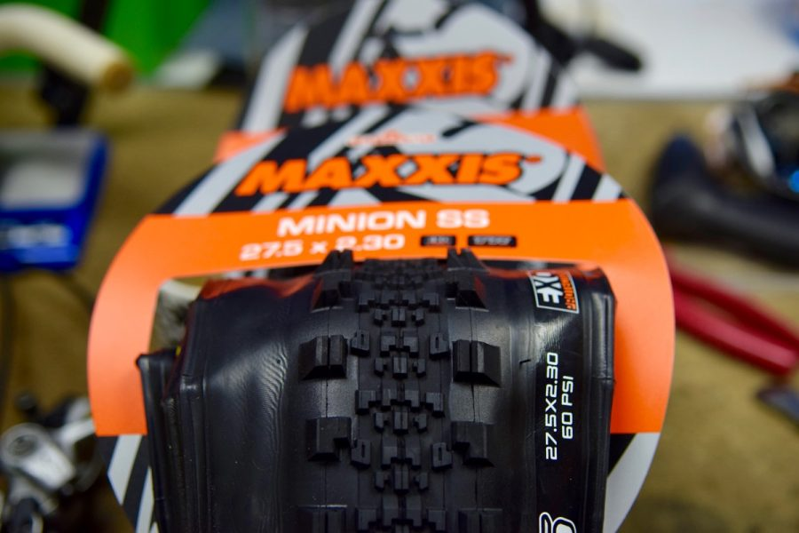 Maxxis Minion SS Tyres