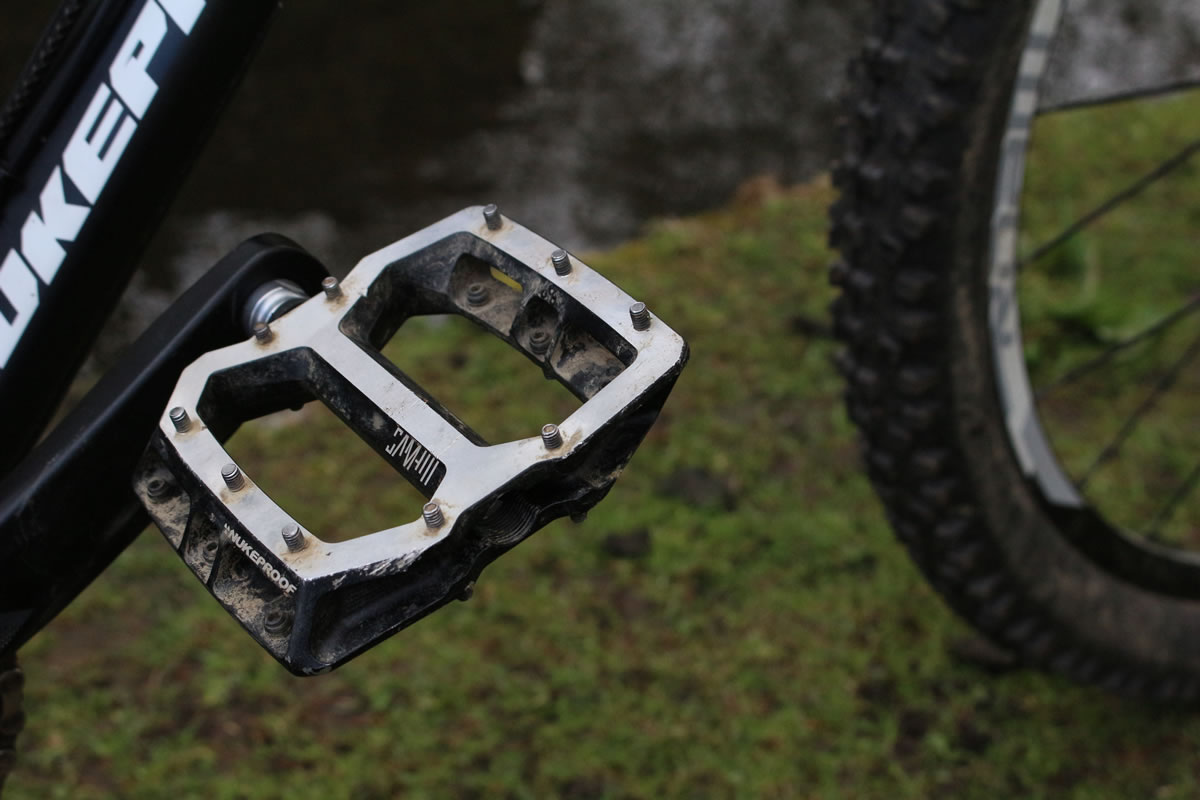 Review Nukeproof Horizon Pedals Sam Hill Series