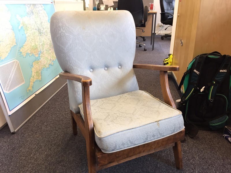 the singletrack armchair carvel lonsdale feature
