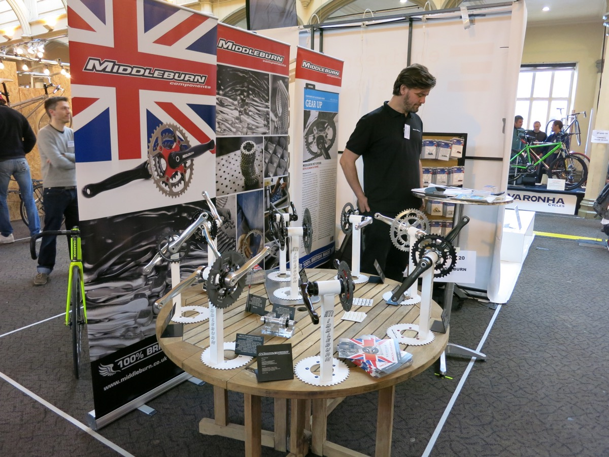 middleburn uk manufacturing cranks