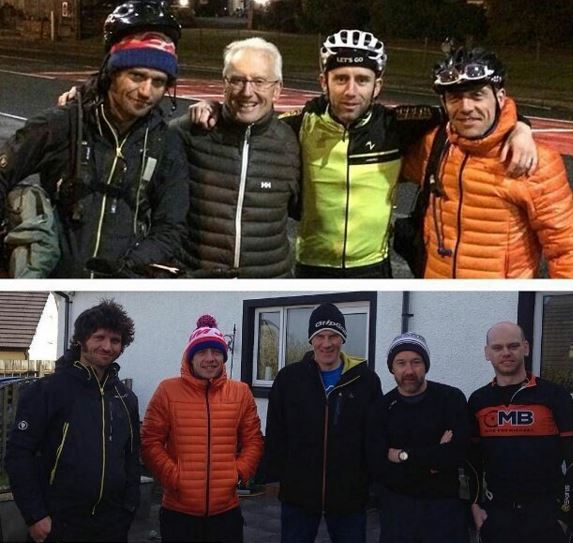 Ride for Michael