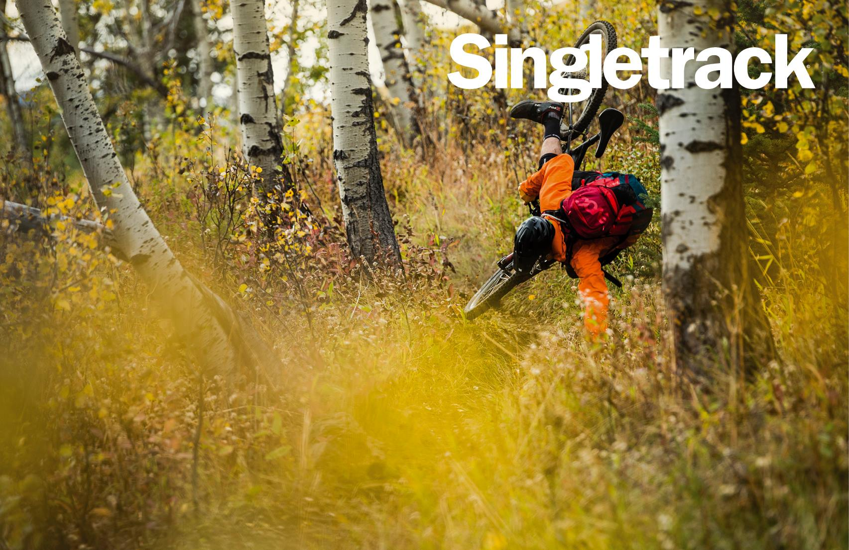 singletrack issue 106 cover Mattias Fredriksson