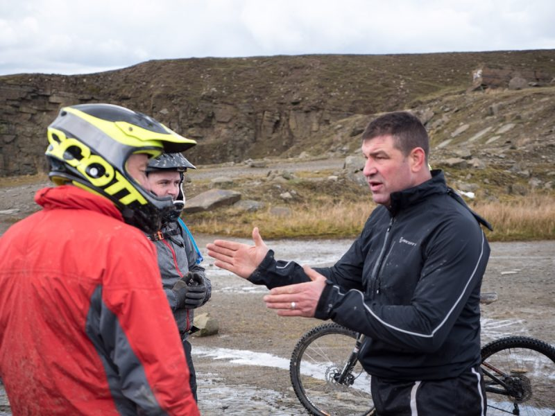 Lee Quarry, Help for Heroes
