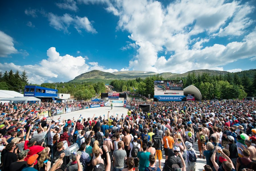 Fort William MTB World Cup - photo by Charne Hawkes