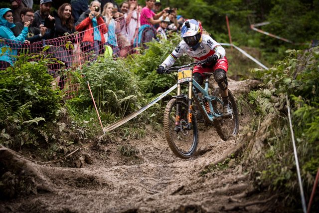 Leogang DH World Cup