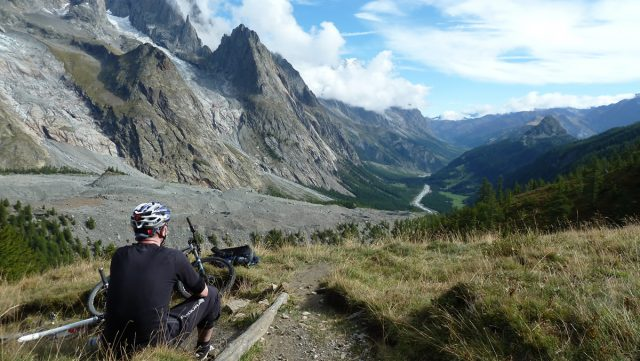 mountain biking in the Alps Singletrack Magazine