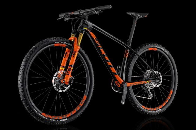 Will XC Orange be the new Enduro Blue?