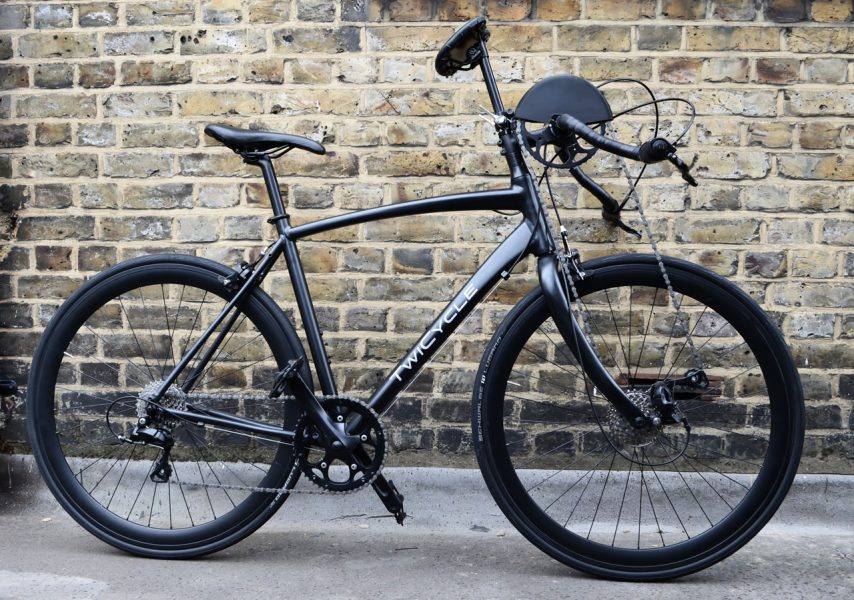 Twicycle--with-chest-pad-and-chain-ring-cover