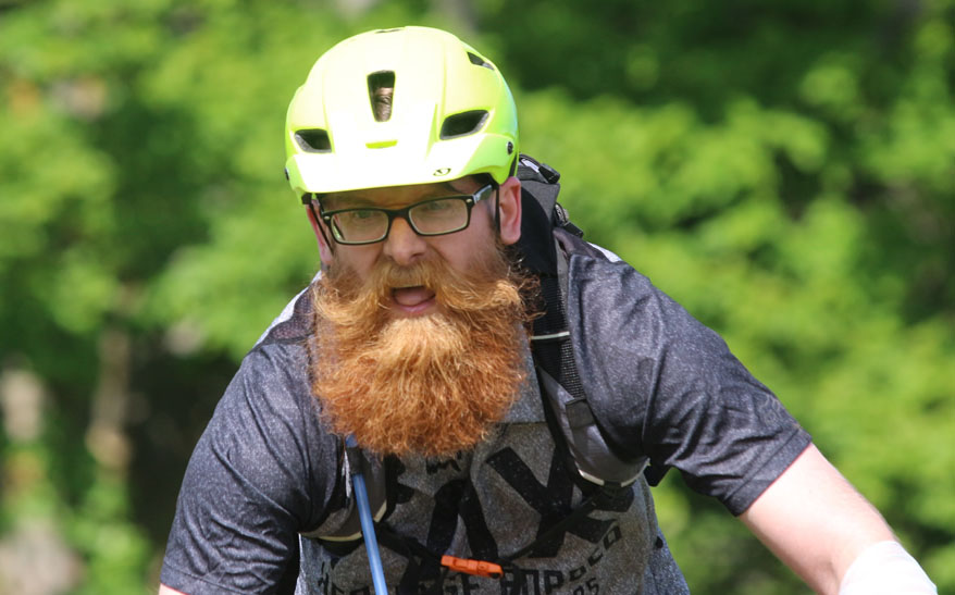 Beards of Endurance - Glentress 7