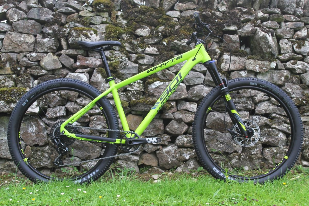 First Look Whyte 2017 Range Hardtails Singletrack