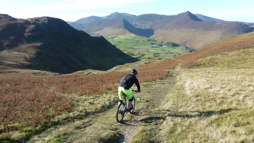 Trail riding UK mountain bike adventure Singletrack Magazine