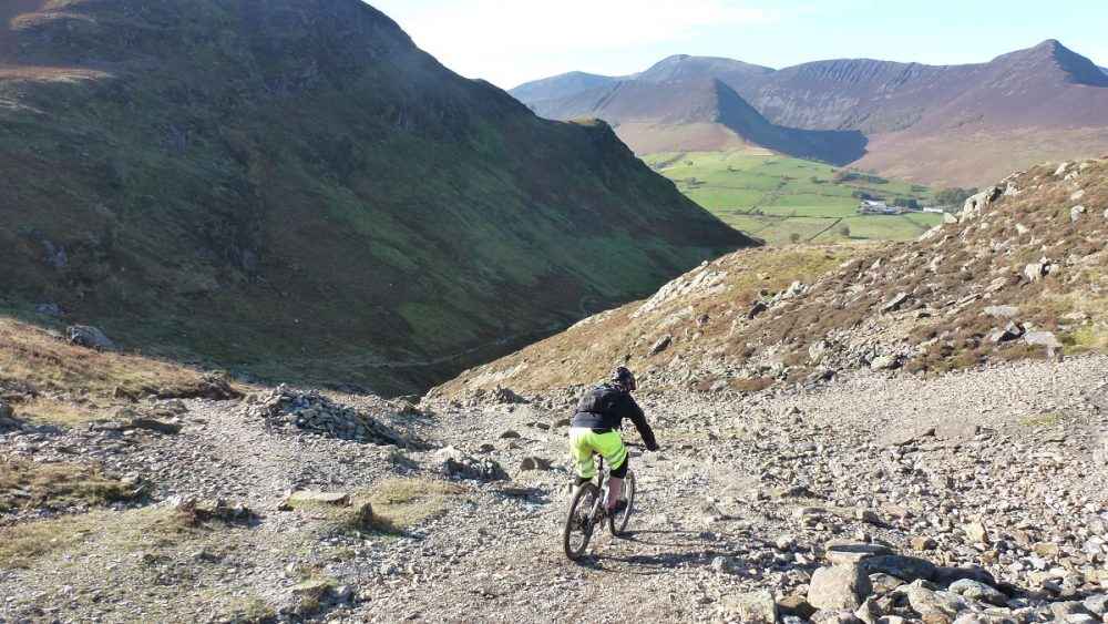 UK mountain bike adventure Singletrack Magazine
