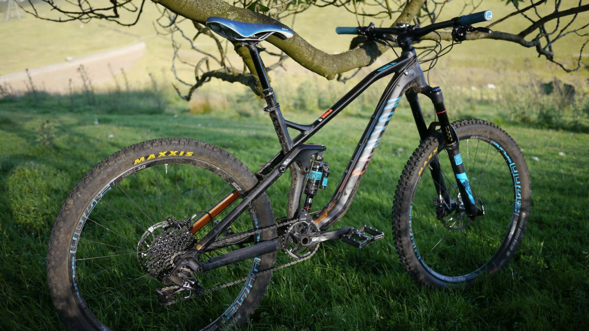 Canyon Strive Mountain Bike