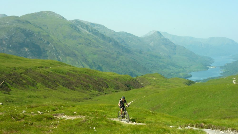 Mountain biking in Scotland Singletrack Magazine