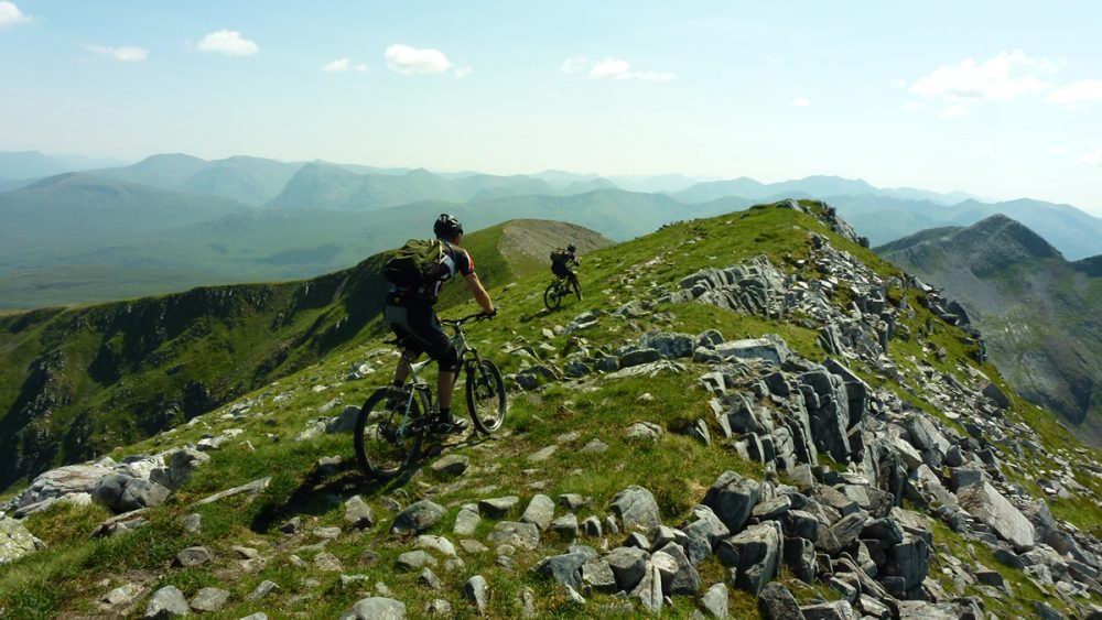 Rocky mountain riding Scotland Singletrack Magazine