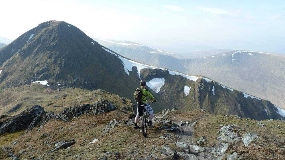Mountain view UK mountain bike adventure Singletrack Magazine