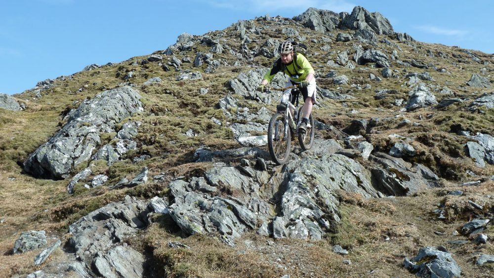 UK 4 season adventure rocks Singletrack