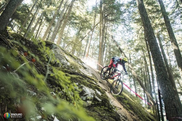 enduro world series whistler canada, richie rude jared graves wildhaber ews