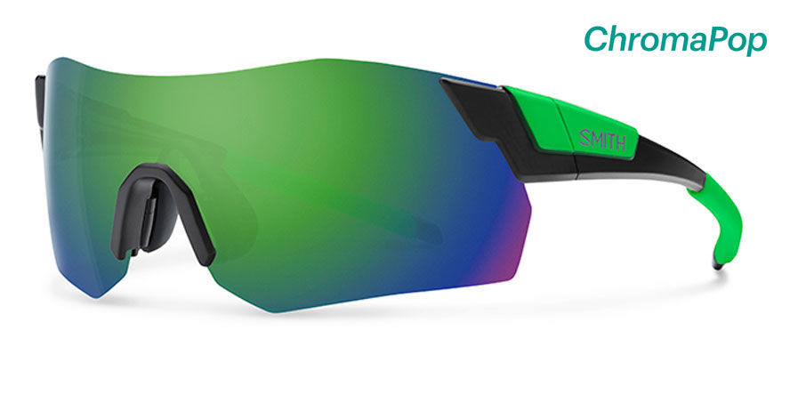 smith optics arena max chromapop riding glasses sunglasses