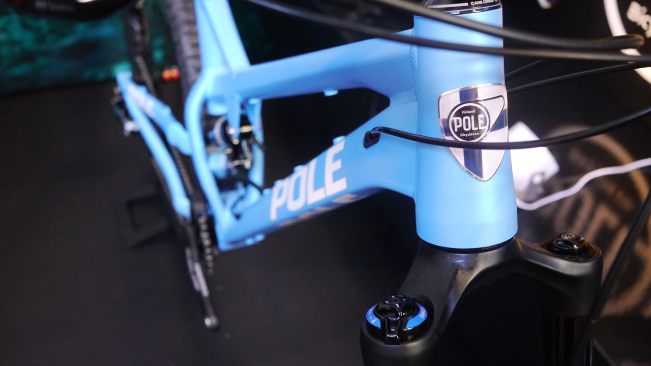 Pole Bicycles Evolink 140
