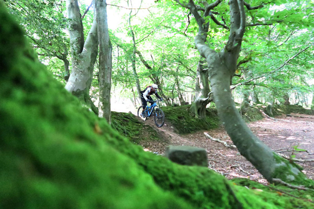 the ex enduro mountain bike race exmoor