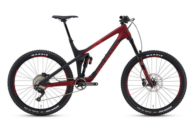 rocky mountain slayer enduro mountain bike full suspension 27.5 enduro