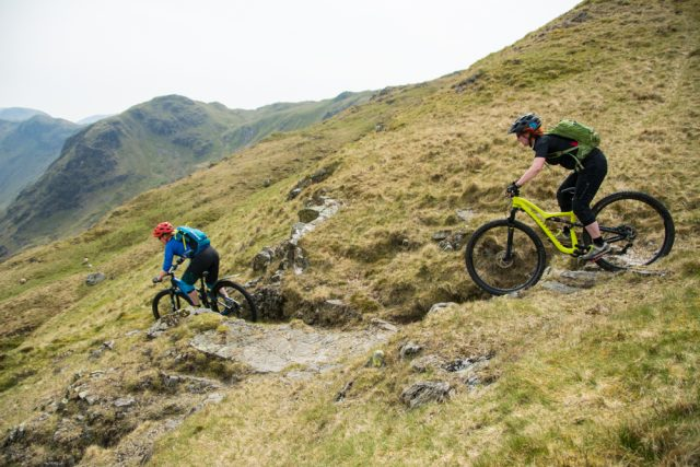 Tom Hutton MTB Guiding