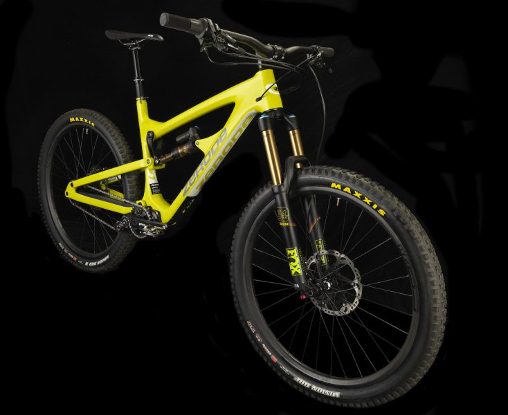 zerode bikes pinion gearbox taniwha carbon fox float kiwi enduro