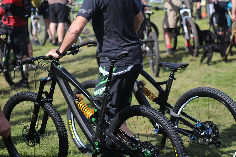 ard rock enduro race hope hb 211 carbon bike