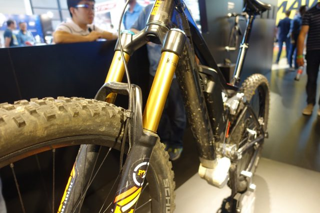 bmc full suspension carbon ebike mountain
