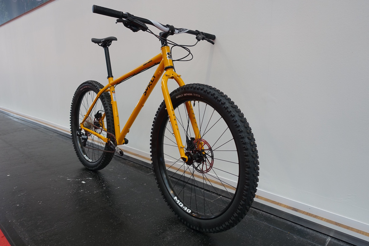 surly bikes karate monkey 27.5 plus 29 rigid