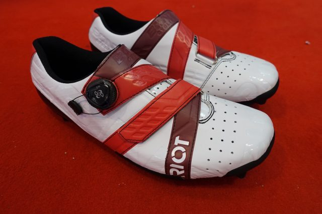 bont spd clipless cycling shoes mountain bike heat moldable