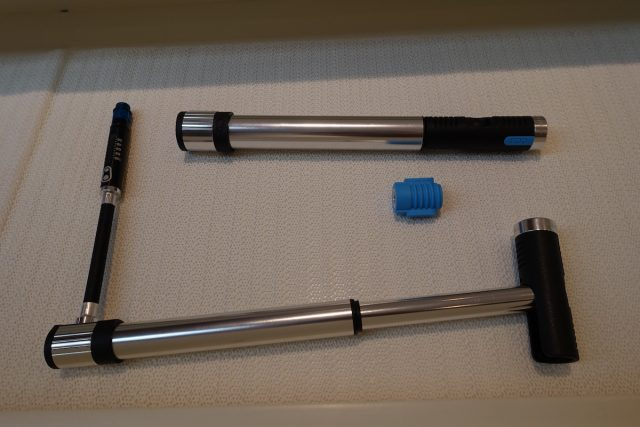 crank brothers eurobike pedals mallet clipless pump tool multitool multi