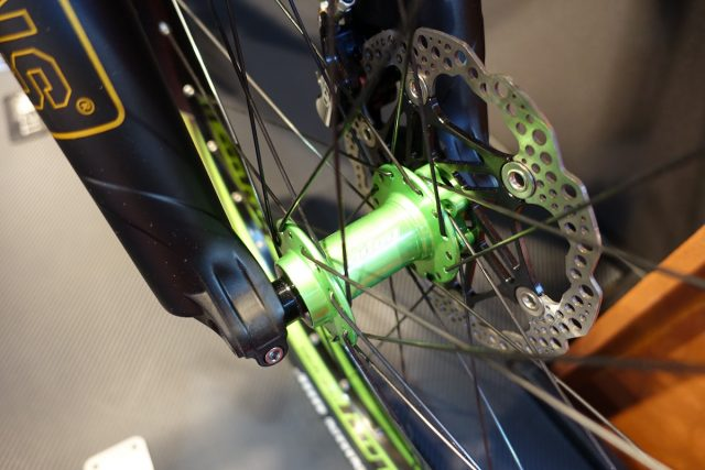 hope technology cassette cranks pedals pro 4 hubs rims