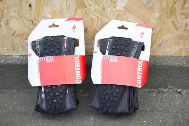 Specialized tyres