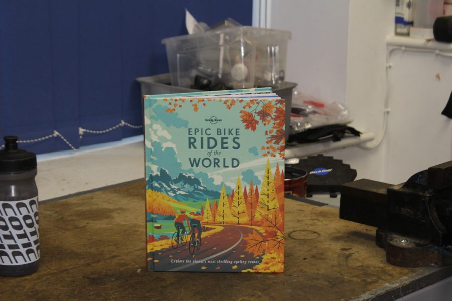 Lonely Planet Epic Rides