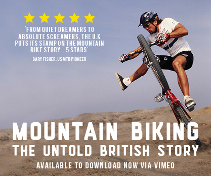 mtb movie, british story, mountain biking the untold british story